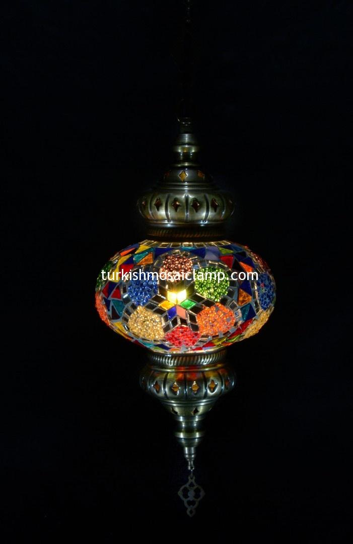 Turkish Hanging Lamp Items Similar To 5ball Led