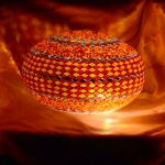 Best quality mosaic lamp 30cm