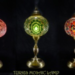 Mosaic Table Lamps 2018
