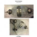 Mosaic lamp patented trademark
