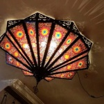Turkish lamps hanging light