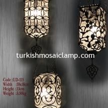 handmade blown glass lamp (10)