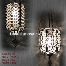 handmade blown glass lamp (12)