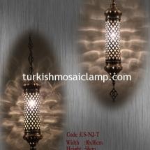 handmade blown glass lamp (20)