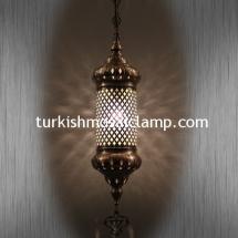handmade blown glass lamp (25)