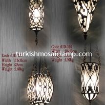handmade blown glass lamp (3)