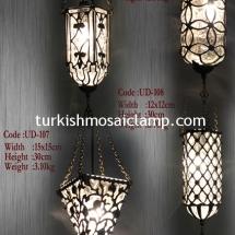 handmade blown glass lamp (6)