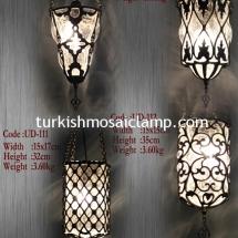 handmade blown glass lamp (9)
