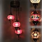 Turkish Mosaic Lamp Factory