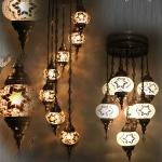 China mosaic lamp factory