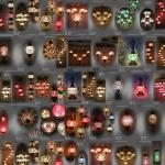 Mosaic lamps – Moroccan Lamps Catalog