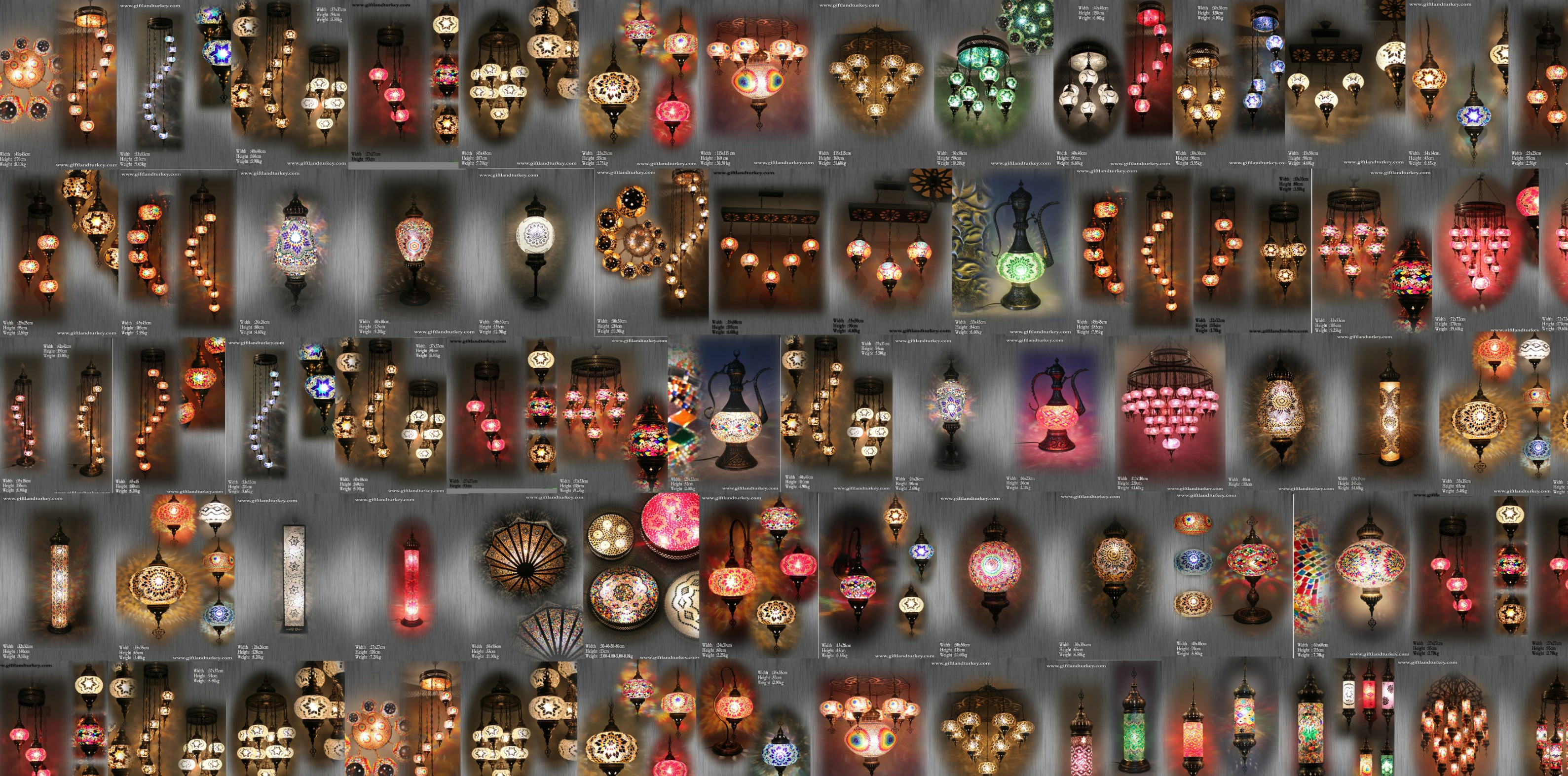 Mosaic Lamp,Mosaic Lamp Exporter