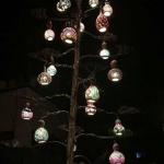 My tree light decor mosaic lamp