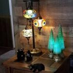 Lamparas Turkas Mosaic Lamp