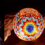Top Mosaic Lamp