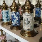 Silindir Mozaik Lamba Çeşitleri