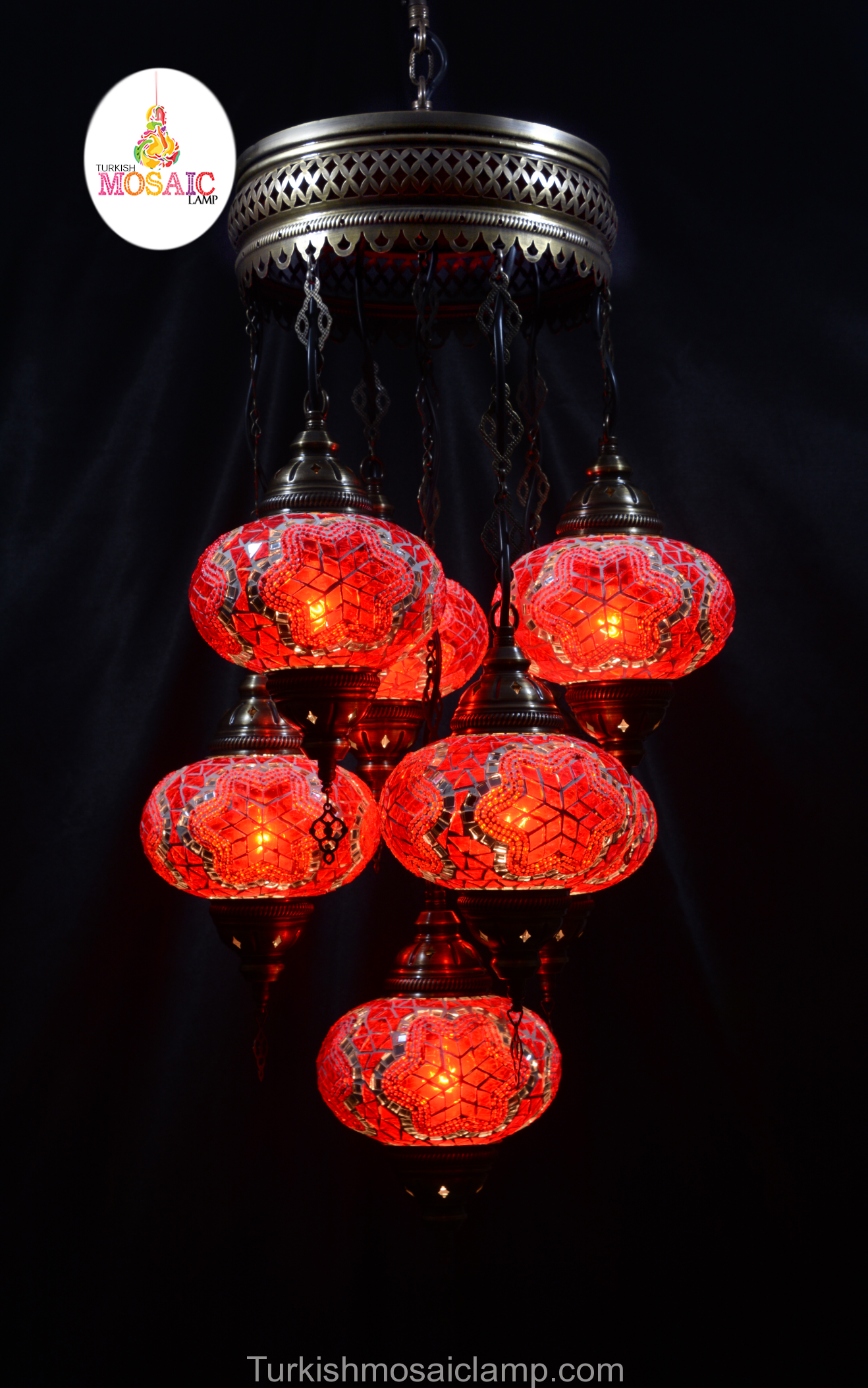 Turkish Pendant Lamps For Living Room Mosaic Lamp Mosaic