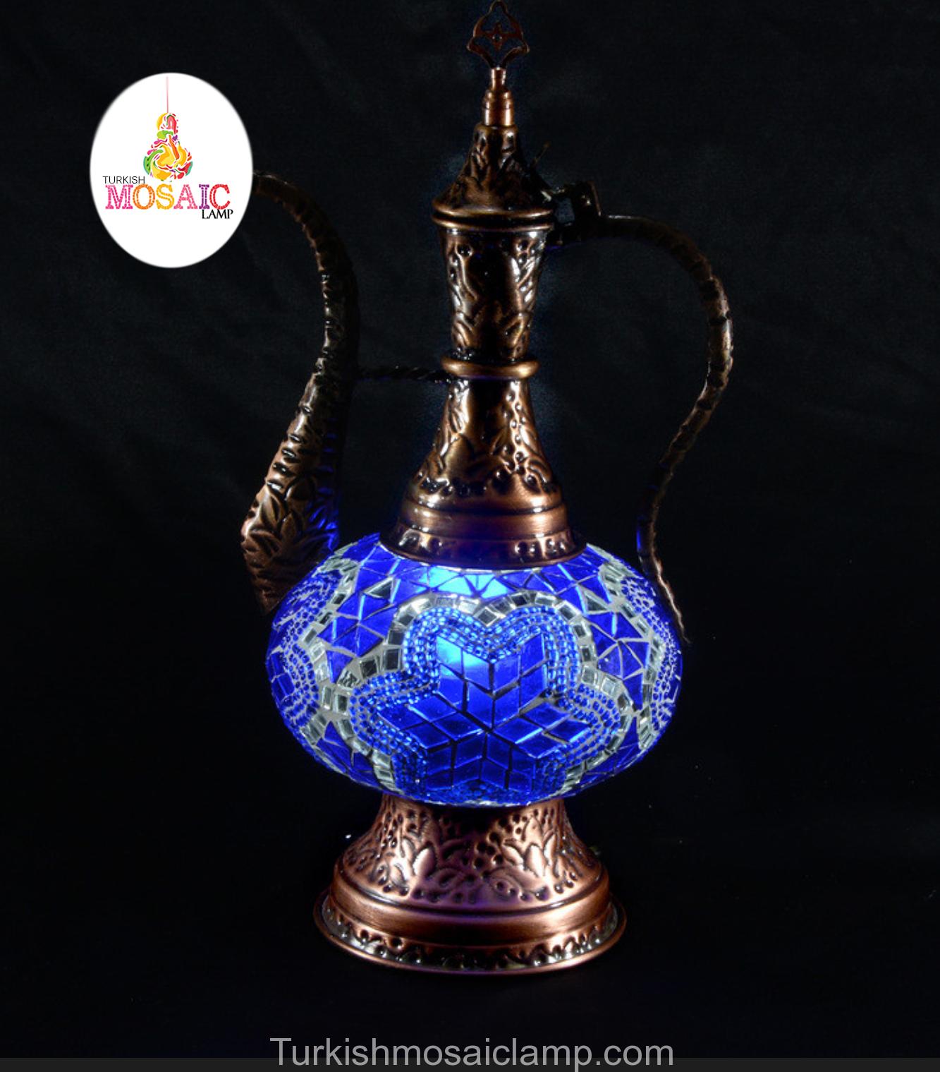 Lamp Com: Mosaic Turkish Lamps, Wholesale