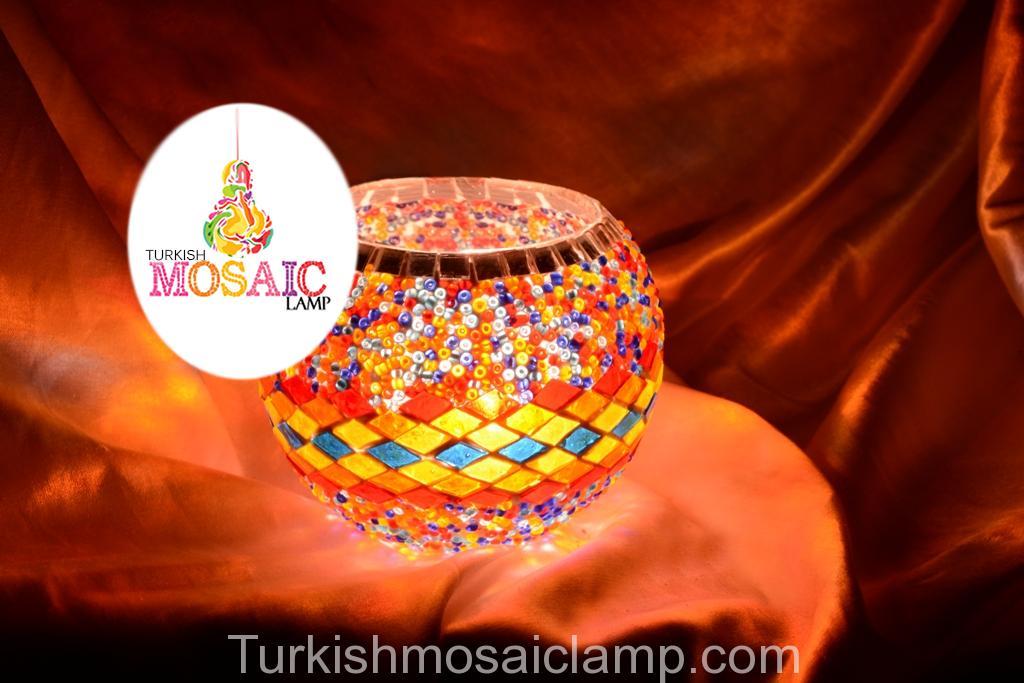 Turkish Tea Light Candle Holders Mosaic Lamp Mosaic Lamp
