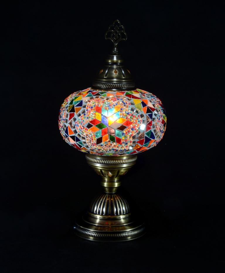 India Delhi Mosaic Lamp Mosaic Lamp Mosaic Lamp Exporter