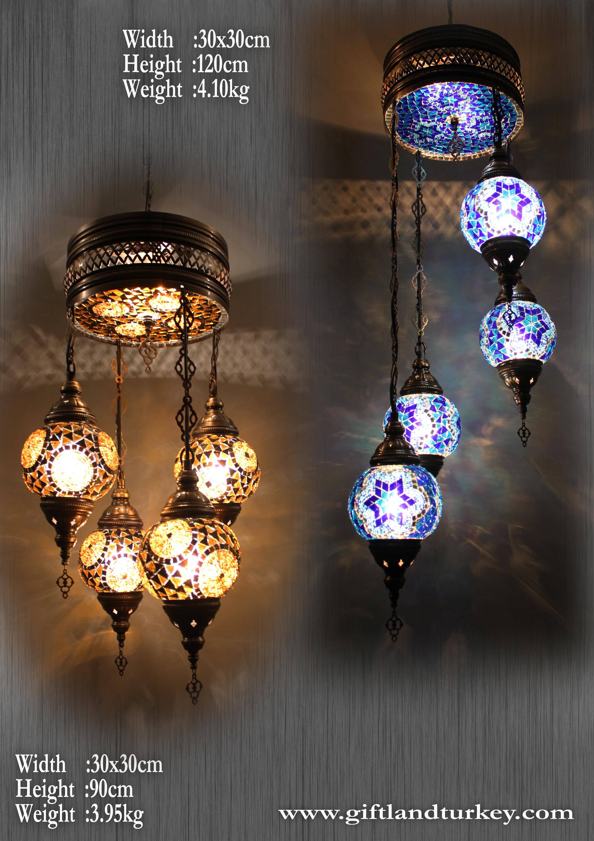 Turkish Mosaic Lamp make you feel different?