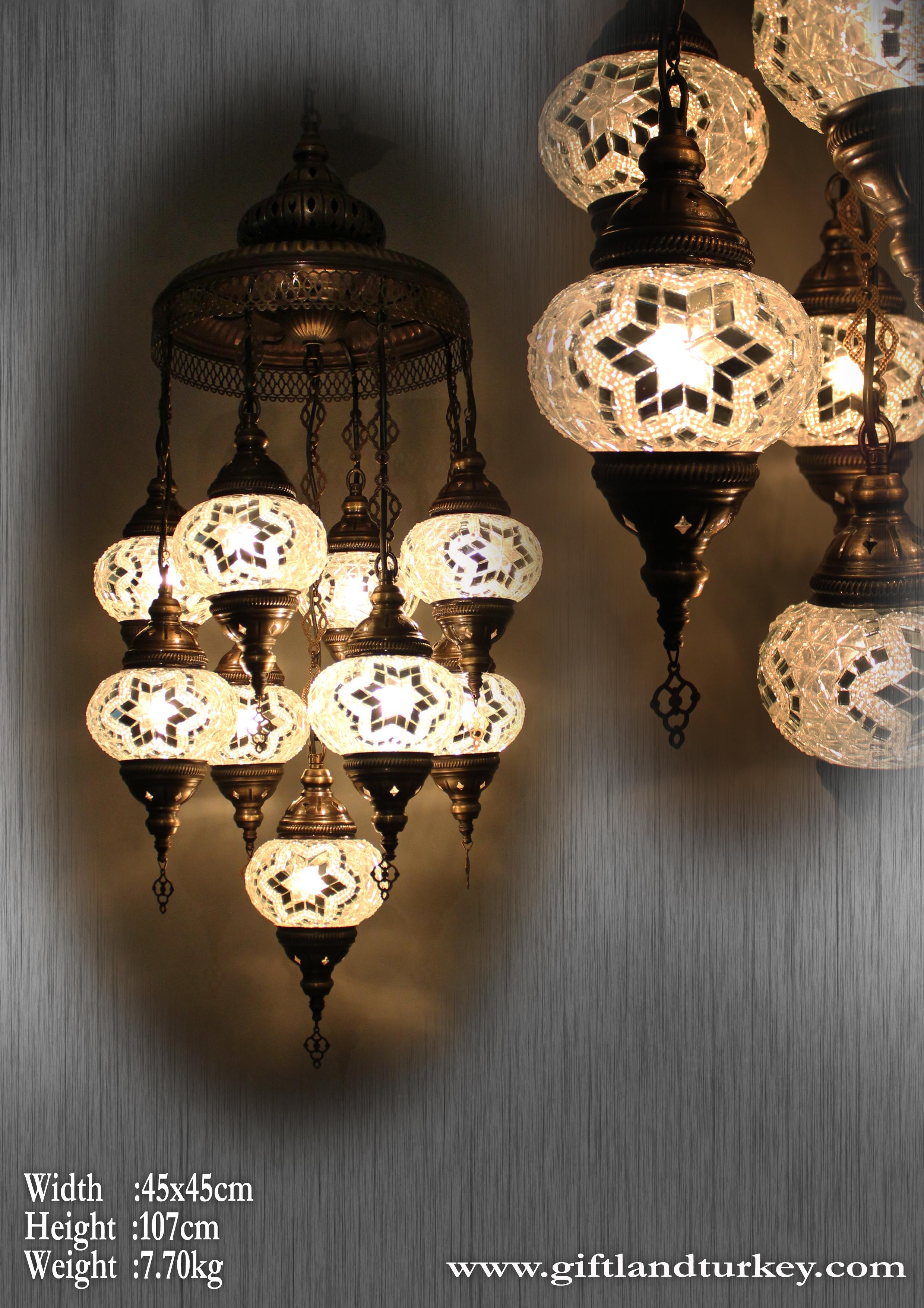 wholesale mosaic lamps
